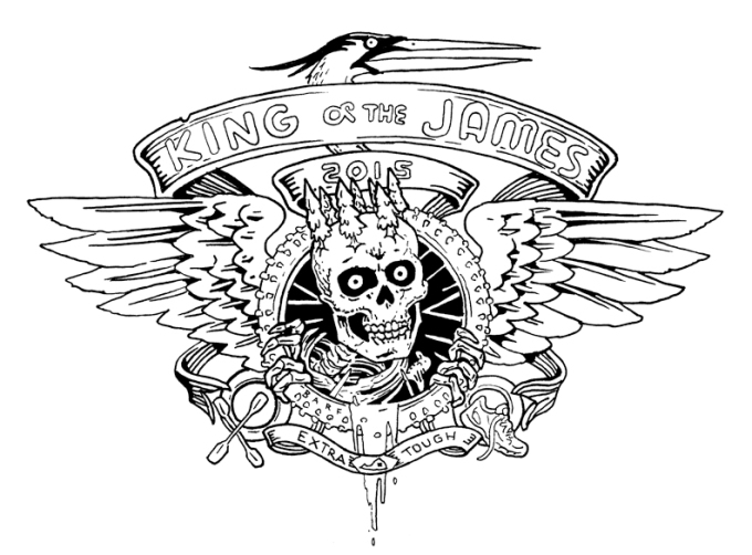 King of the James 2015