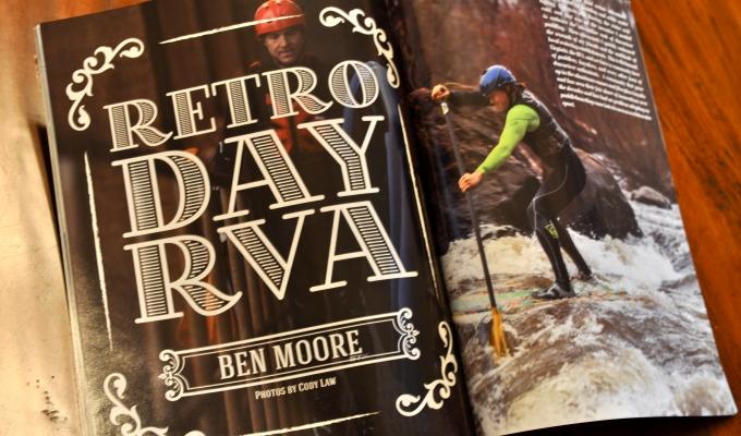 """RETRO in """"Boarders"""" Magazine"""