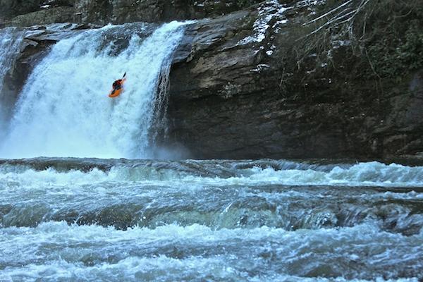 Elk River Gorge
