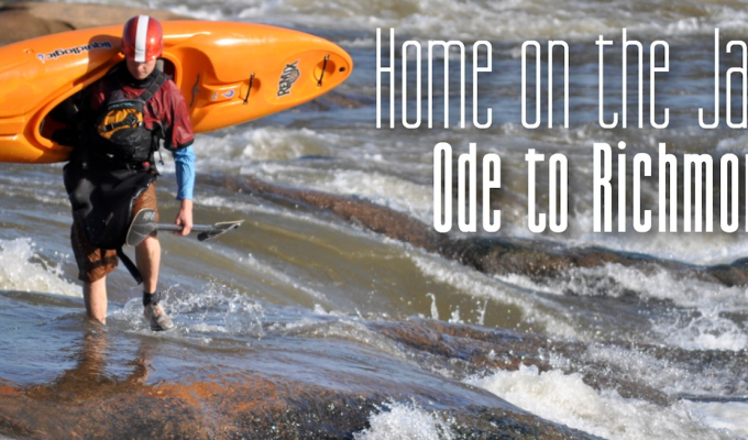 New Trailer for Home on the James | Ode to Richmond